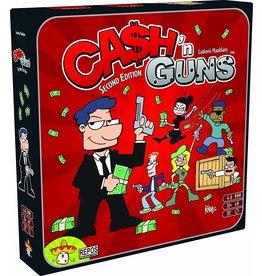 ANA Asmodee Studios Cash 'n Guns Board Game 2E