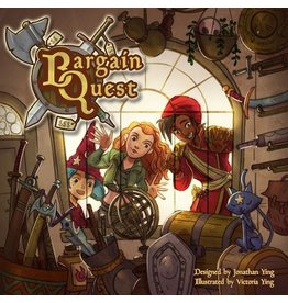 Renegade Game Studios Bargain Quest 2E