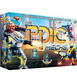GameSalute Tiny Epic Mechs