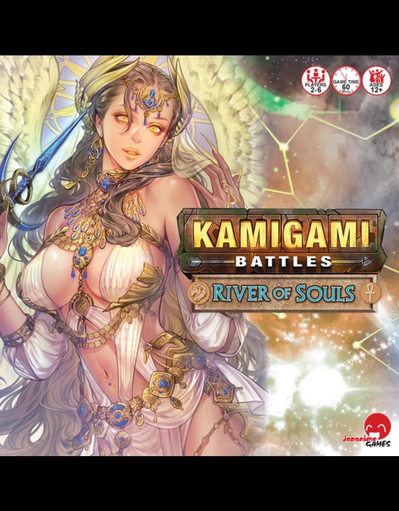 Japanime Games Kamigami Battles River of Souls