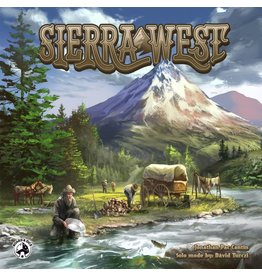 NSKN Games Sierra West