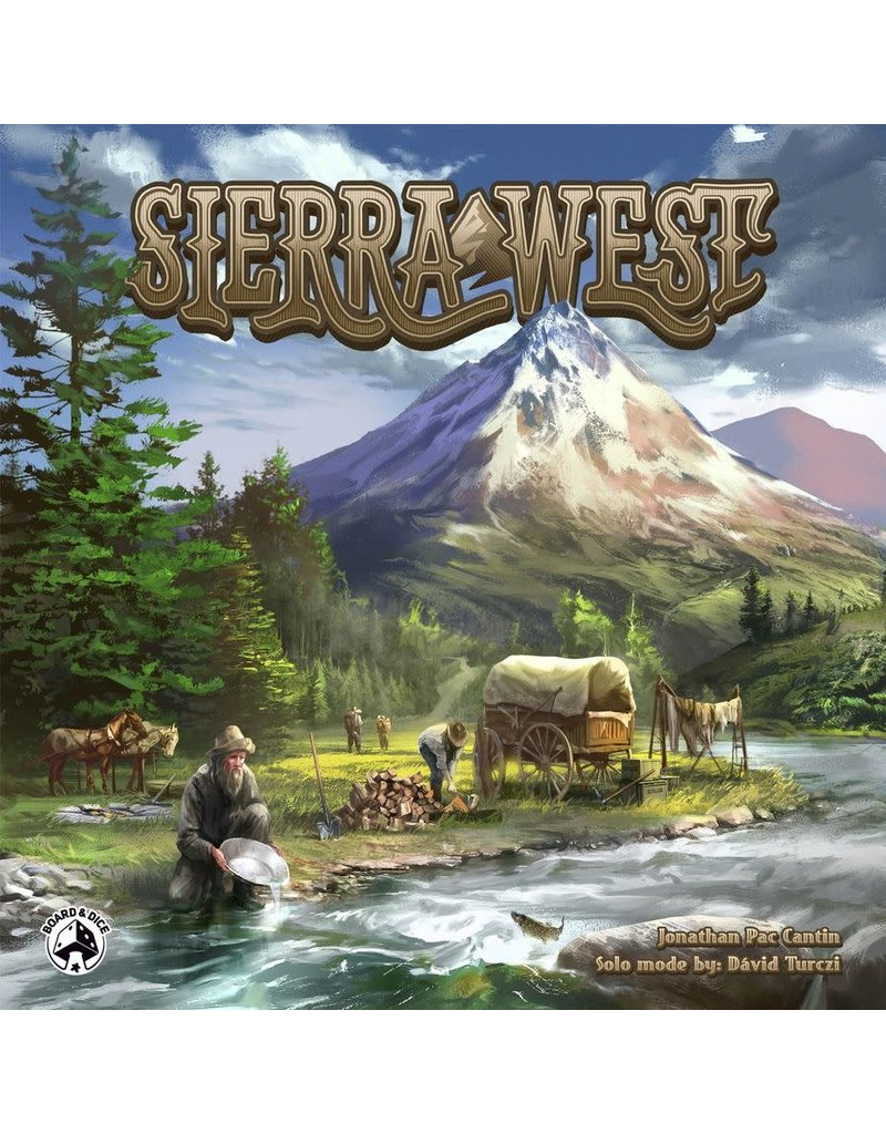 NSKN Games Sierra West
