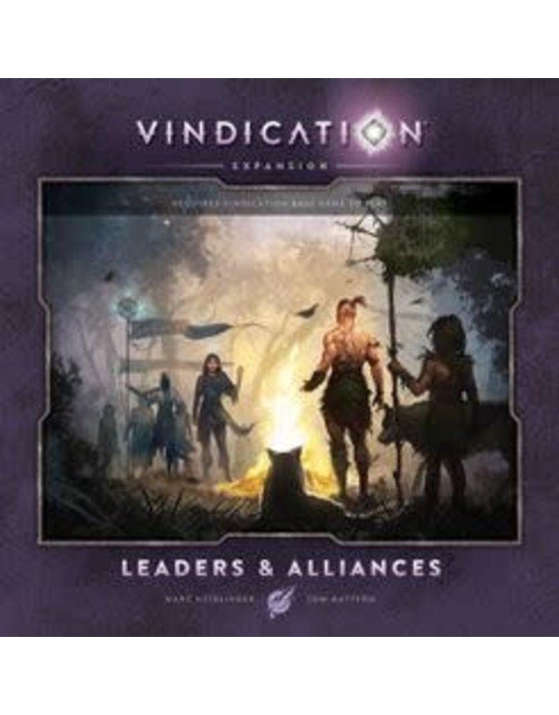 Vindication with Leaders & Alliances KS