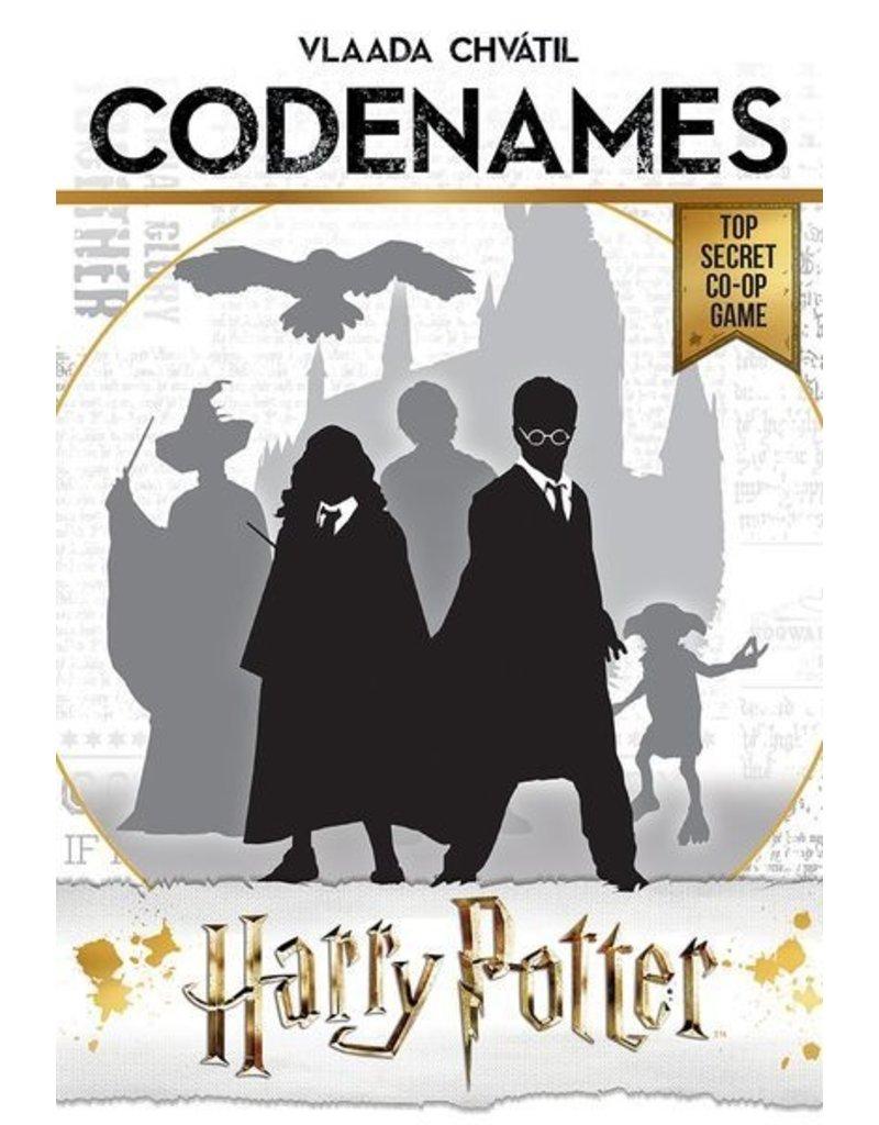CGE Harry Potter Codenames