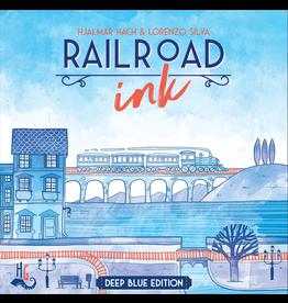 CMON Railroad Ink Blue