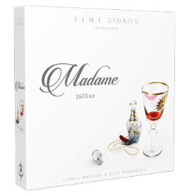 ANA Asmodee Studios Madame Expansion TIME Stories