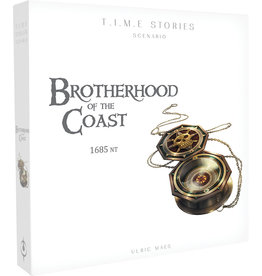 ANA Asmodee Studios TIME Stories: Brotherhood of the Coast