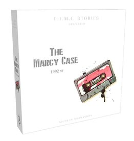 ANA Asmodee Studios TIME Stories: The Marcy Case