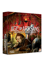 Renegade Game Studios Age of Artisans Architects of the West Kingdom Expansion