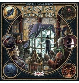 AMIGO COMICS Carnival of Monsters