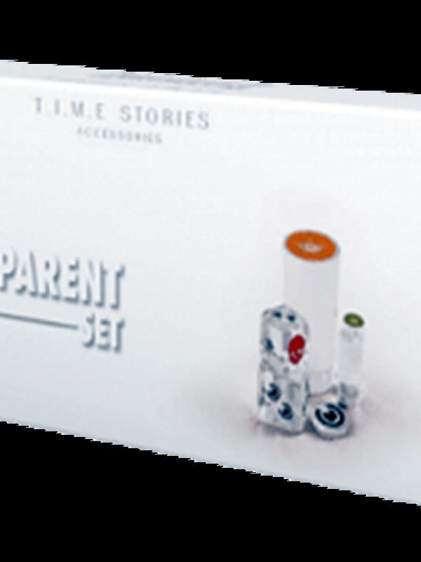 Asmodee Studios T.I.M.E. Stories Transparent Set