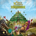 Final Frontier Games Beyond Rise to Nobility Deluxe KS Expansion