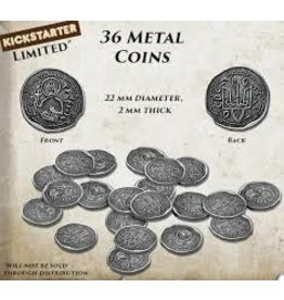 Piece Keeper Games Rurik Metal Coins