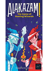 Diamond Comic Distributor Alakazam! The Game of Dueling Wizards