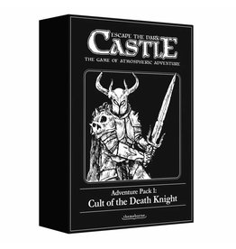 ANA Asmodee Studios Cult of the Death Knight Escape the Dark Castle