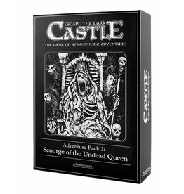 Asmodee Studios Scourge of the Undead Queen Escape the Dark Castle