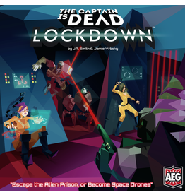 AEG The Captain is Dead: Lockdown