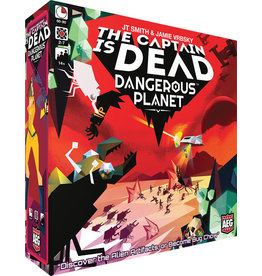 AEG Dangerous Planet The Captain is Dead