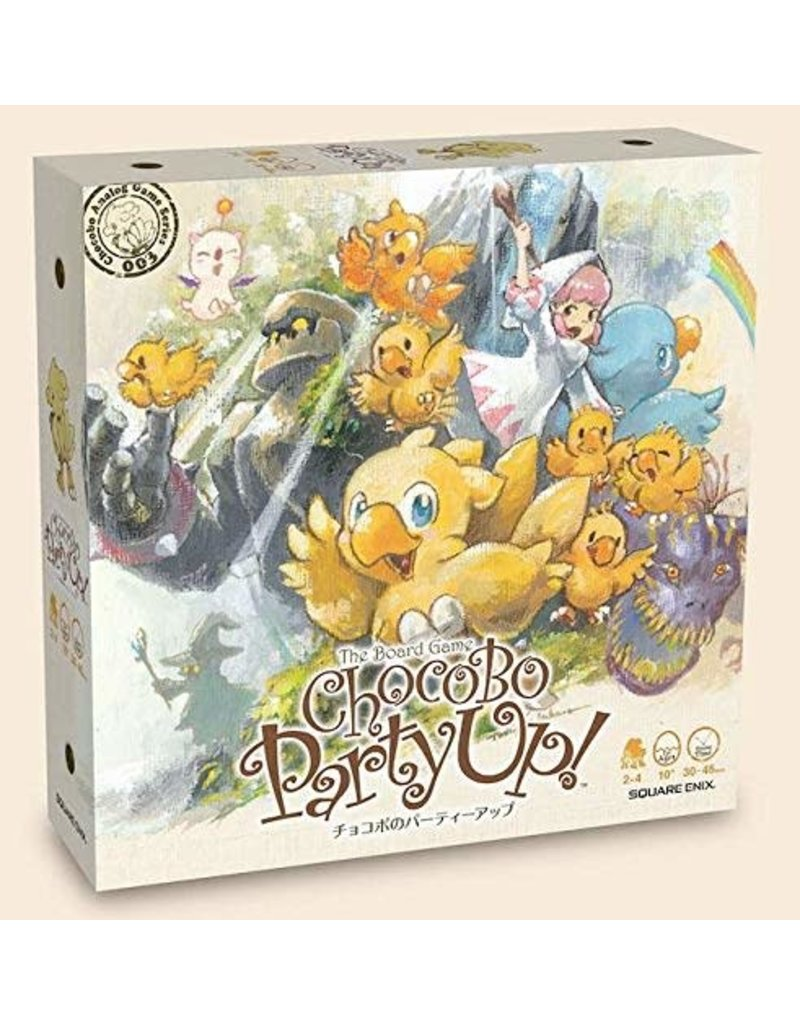 Square Enix Chocobo Party Up!