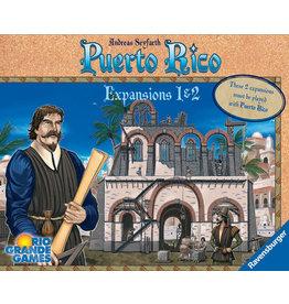 Rio Grande Games Puerto Rico Expansions 1 & 2