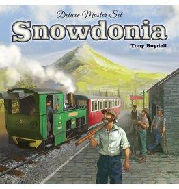 NSKN Games Snowdonia Deluxe Master Set KS