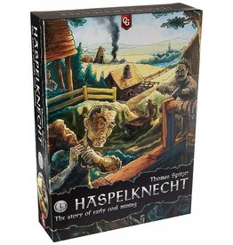 Capstone Games Haspelknecht: The Story of Early Coal Mining
