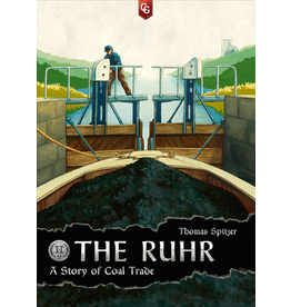 Capstone Games The Ruhr: A Story of Coal Trade
