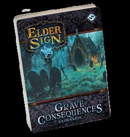 Fantasy Flight Games Elder Sign: Grave Consequences