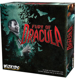 WIZKIDS/NECA Fury of Dracula 4th ED