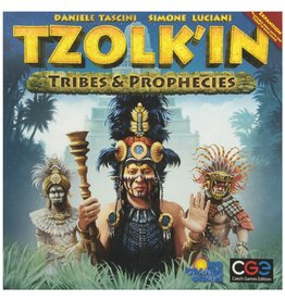 CGE Tzolk'in - Tribes & Prophecies