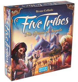 ANA Days of Wonder Five Tribes