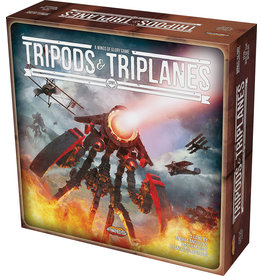 Ares Games SRL Tripods & Triplanes Wings of Glory Starter Set
