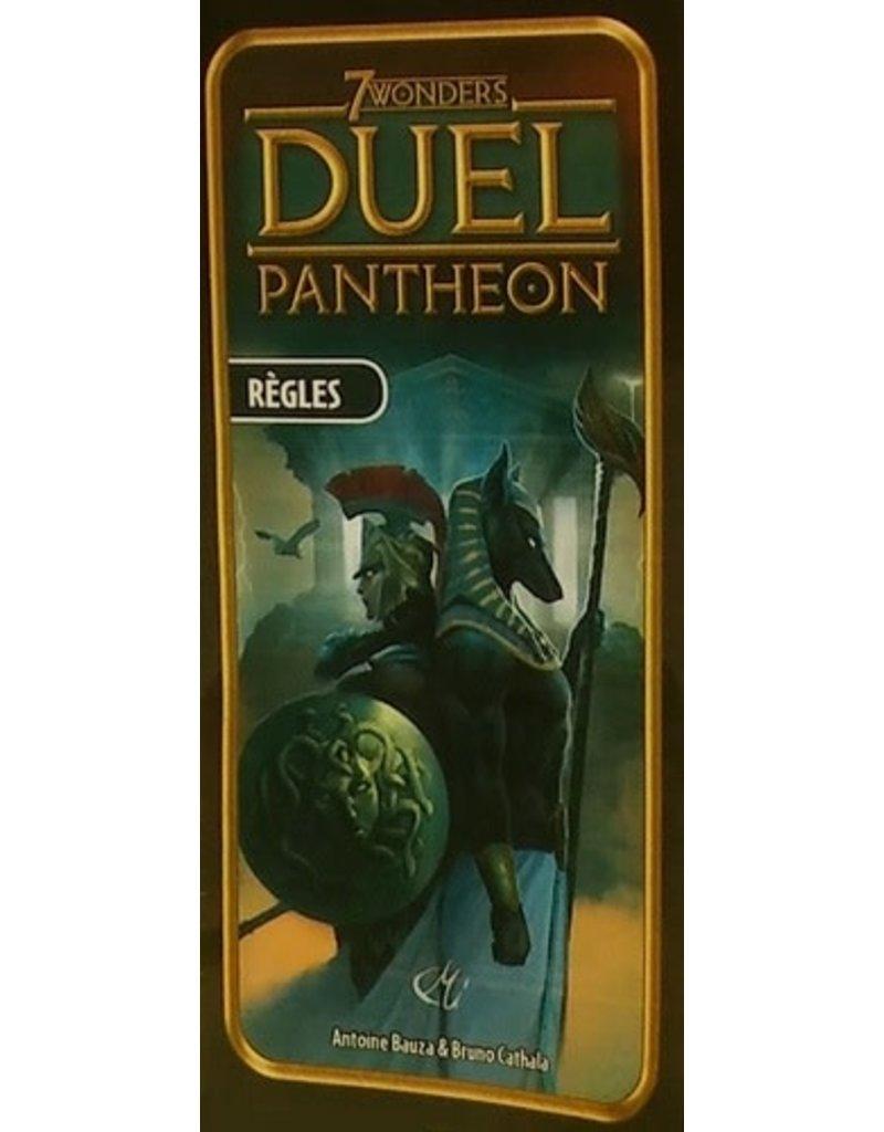 Asmodee Studios 7 Wonders Duel Pantheon