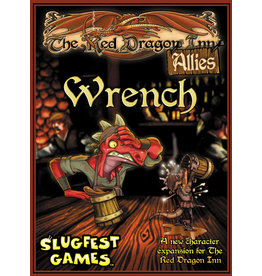 Slugfest Games Red Dragon Inn Allies Wrench