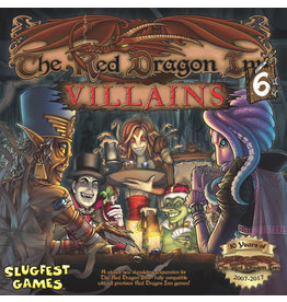 Slugfest Games Red Dragon Inn 6 Villains