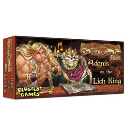 Slugfest Games Red Dragon Inn: Allies - Adonis vs the Lich King Expansion