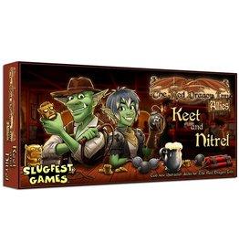 Slugfest Games Red Dragon Inn: Allies- Keet & Nitrel