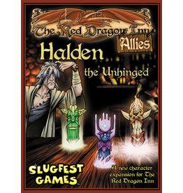 Slugfest Games Red Dragon Inn Allies Halden the Unhinged