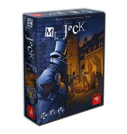 Asmodee Studios Mr Jack Revised Edition