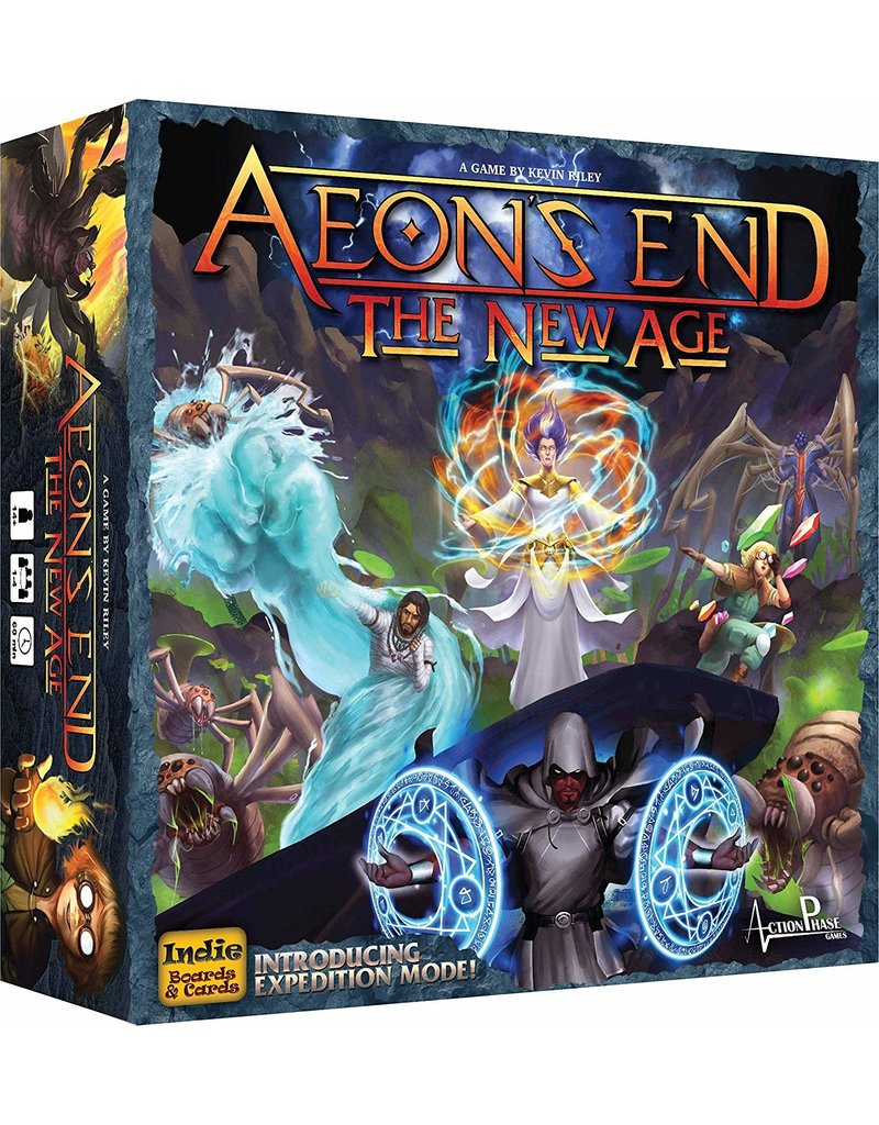 Indie Boards & Cards Aeon's End The New Age