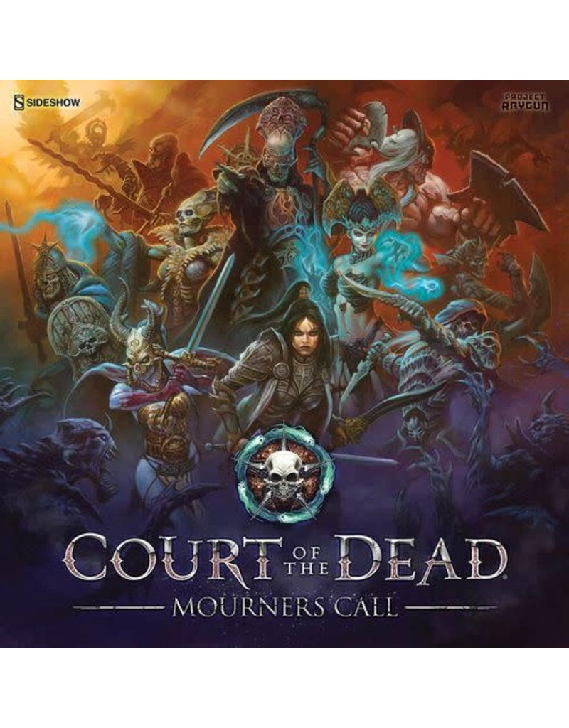 Sideshow Court of the Dead: Mourner's Call KS