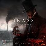 Roxley Games Brass Lancashire Deluxe