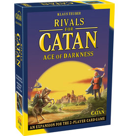 Catan Studios The Rivals for Catan: Age of Darkness
