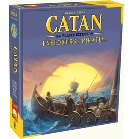 ANA Catan Studios Catan Explorers & Pirates 5-6 Extension