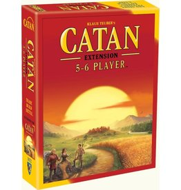 ANA Catan Studios Catan 5-6 Player Extension