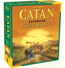 ANA Catan Studios Catan Cities and Knights Expansion