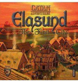ANA Catan Studios Catan: Elasund First City of Catan