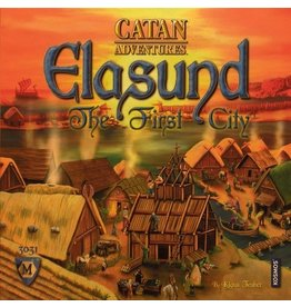 Catan Studios Catan: Elasund First City of Catan