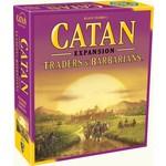 Catan Studios Catan Traders and Barbarian Expansion