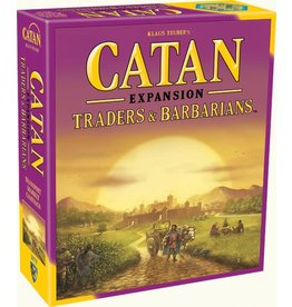 ANA Catan Studios Catan Traders and Barbarian Expansion